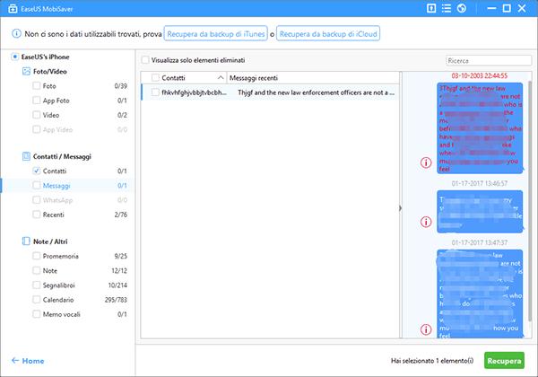 Come recuperare un numero cancellato dal registro chiamate di Android