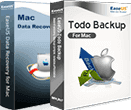 Data Recovery Wizard for Mac + EaseUS MobiSaver for Mac