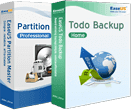 Todo Backup Home + Partition Master Pro