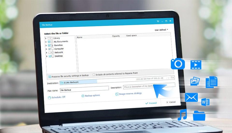 Miglior software di backup gratuito per windows 10 8 1 8 7 for Miglior software di progettazione edilizia